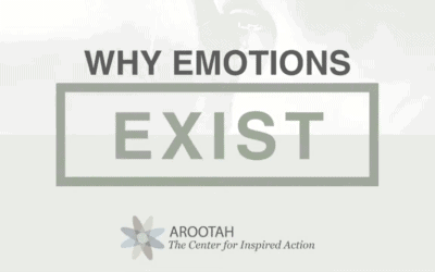 Emotions – What are they and why do we have them?
