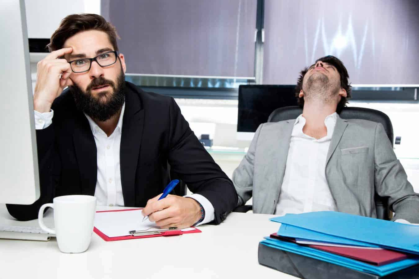 What to Do if You Don't Like Your Coworker