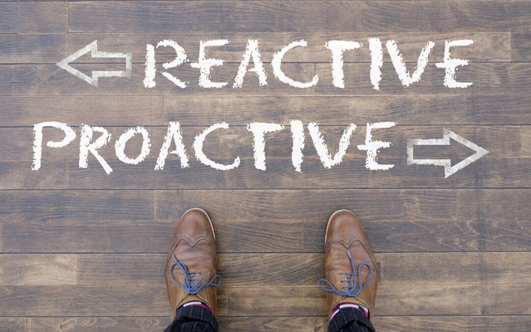 Achieve a Proactive Mindset for Success