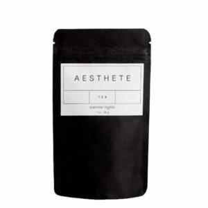 Aesthete Tea Summer Nights Herbal Blend