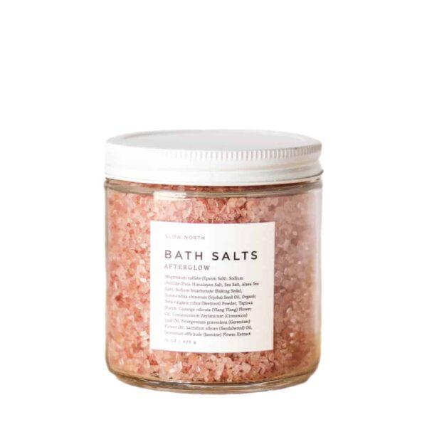 Slow North Bath Salt After Glow