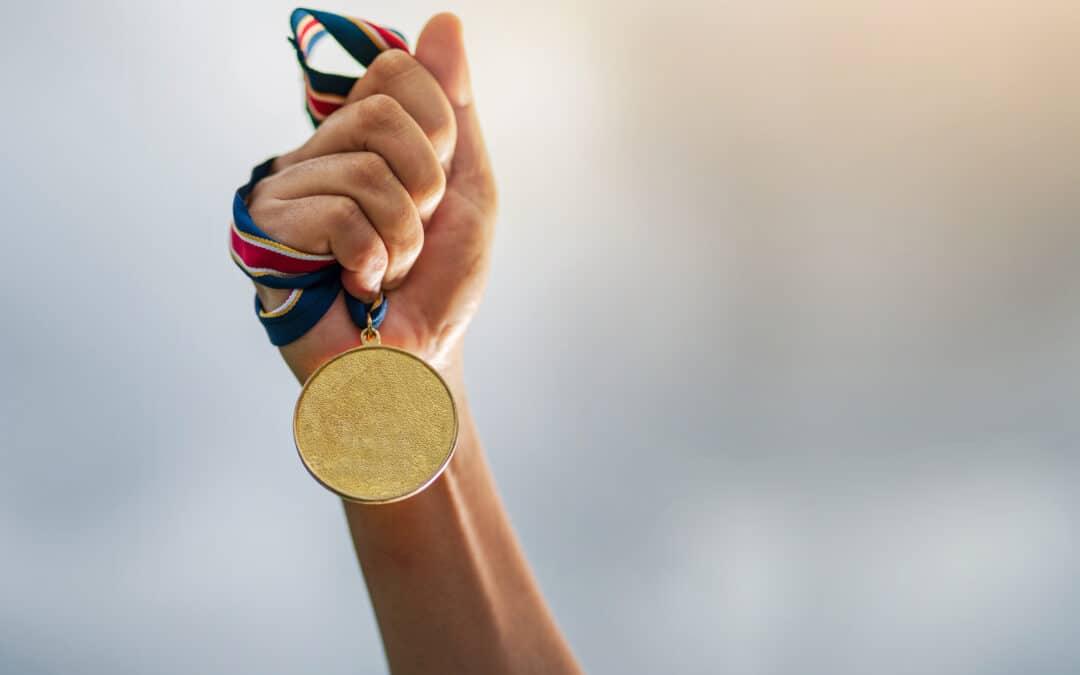 The Gold Medalist Mindset: 3 Growth Mindset Tips